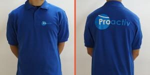 Pro activ Poloshirts